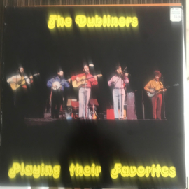 Dubliners, the  – Playing Their Favourites