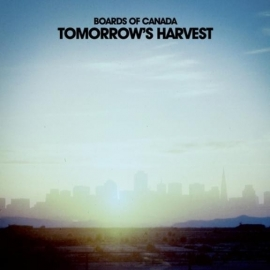 Boards Of Canada - Tommorow`s Harvest  (2-LP)