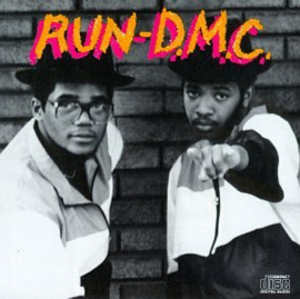 "Run DMC - Run DMC (1984 Debut For ""New School of Hip Hop"" Pioneers)"