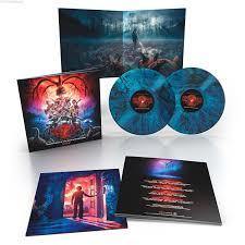 V/A - O.S.T. Stranger Things 2  (Upside Down Inter Dimensional-Blue Colored Vinyl) 2-LP