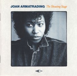 Armatrading, Joan  ‎– The Shouting Stage