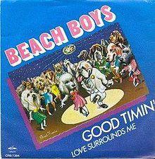 Beach Boys, the  - Good Timin'