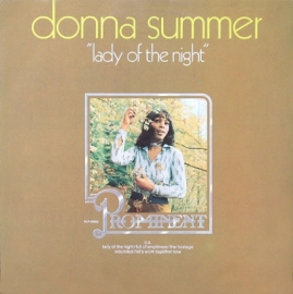 Summer, Donna - Lady Of The Night