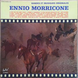Morricone, Ennio  – Bandes Et Musiques Originales (2-LP)