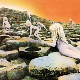 Led Zeppelin - Fridge Magnet - Houses Of The Holy