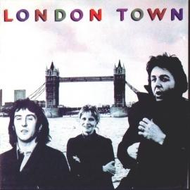 Wings - London Town *