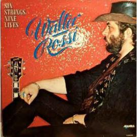 Walter Rossi - Six Strings Nine Lives