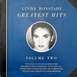 Ronstadt, Linda - Greatest Hits volume two