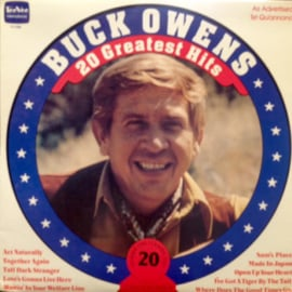 Owens, Buck  ‎– 20 Greatest Hits