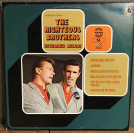 Righteous Brothers, the  ‎– Unchained Melody