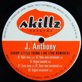 Anthony, J. feat. Graphics - Every Little Thing I Do