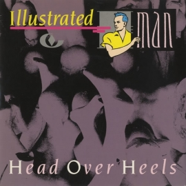 Illustrated Man - Head over Heels