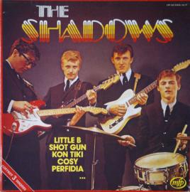 Shadows, the  – The Shadows (3-LP box)