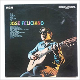 Feliciano, José  ‎– The Voice And Guitar Of José Feliciano
