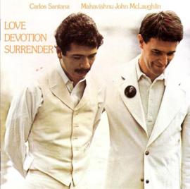 Santana, Carlos / Mahavishnu John McLaughlin – Love Devotion Surrender