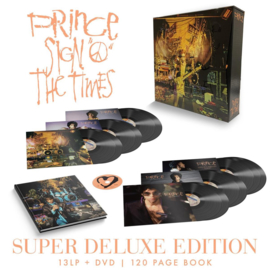Prince - Sign O' The Times (Deluxe 13-LP + DVD) 180 gr.