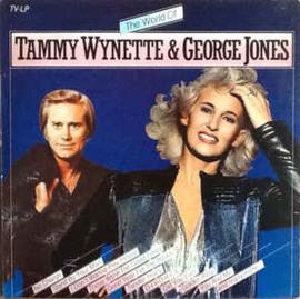 Wynette, Tammy & George Jones - The World Of