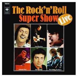 V/A – The Rock 'N' Roll Super Show Live (2-LP)