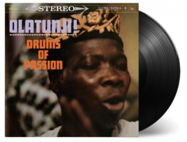 Olatunji - Drums Of Passion (180 gr. vinyl)
