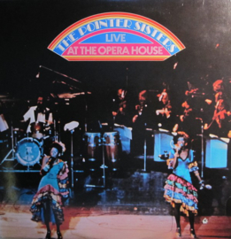 Pointer Sisters, the - The Pointer Sisters Live At The Opera House