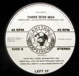 Three Wise Men - Urban Hell