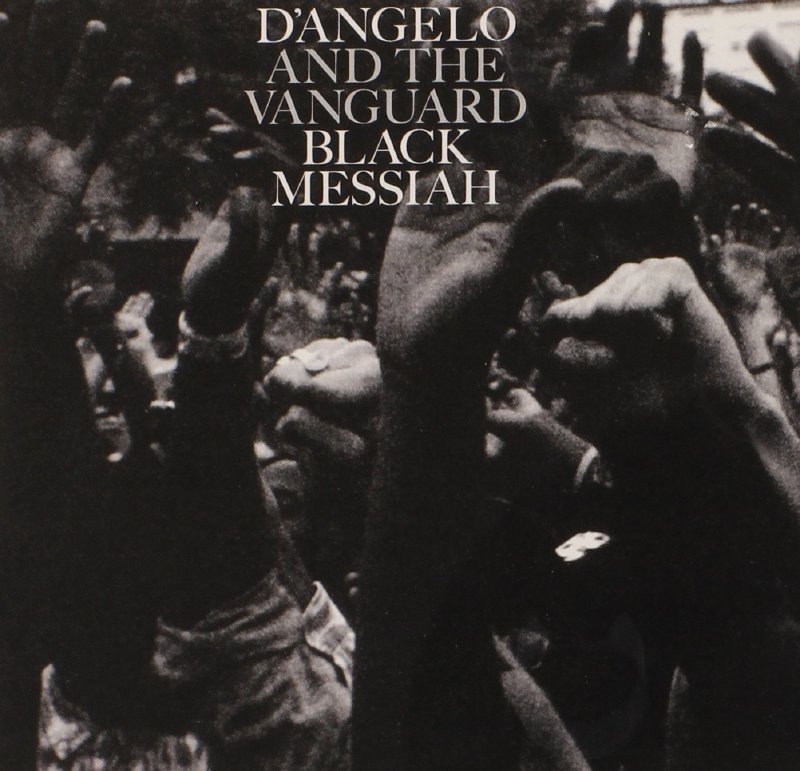 D' Angelo and The Vanguard - Black Messiah (2-LP)