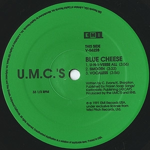 U.M.C.'s  – Blue Cheese & Any Way The Wind Blows
