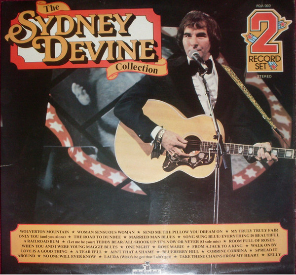 Devine, Sydney ‎– The Sydney Devine Collection