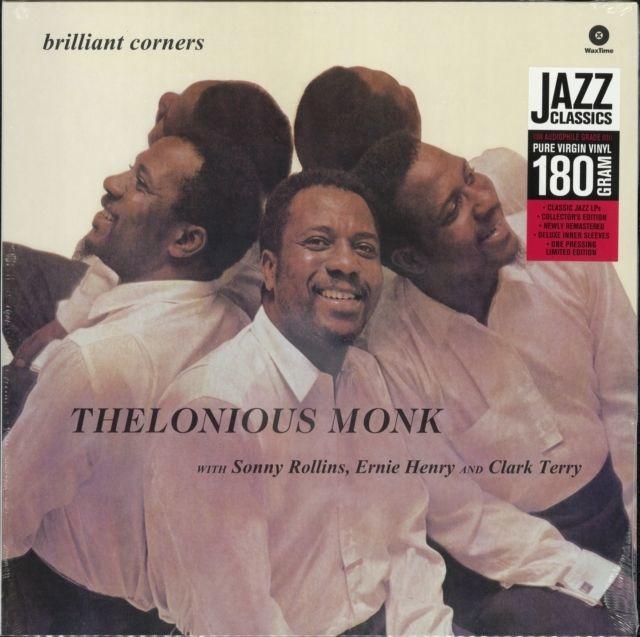 Monk, Thelonious - Brilliant Corners (180 grams vinyl)