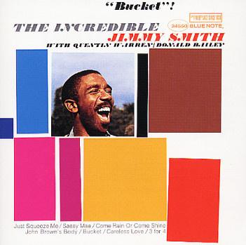 "Smith, Jimmy - ""Bucket""! (180 grams vinyl)"