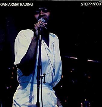 Armatrading, Joan  – Steppin' Out