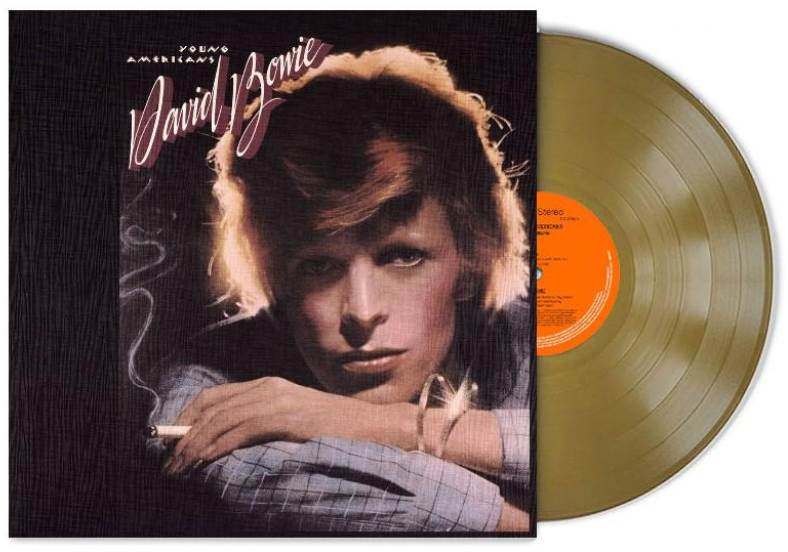 Bowie, David - Young Americans (45th Anniversary Limited Gold Vinyl) 180 gr.
