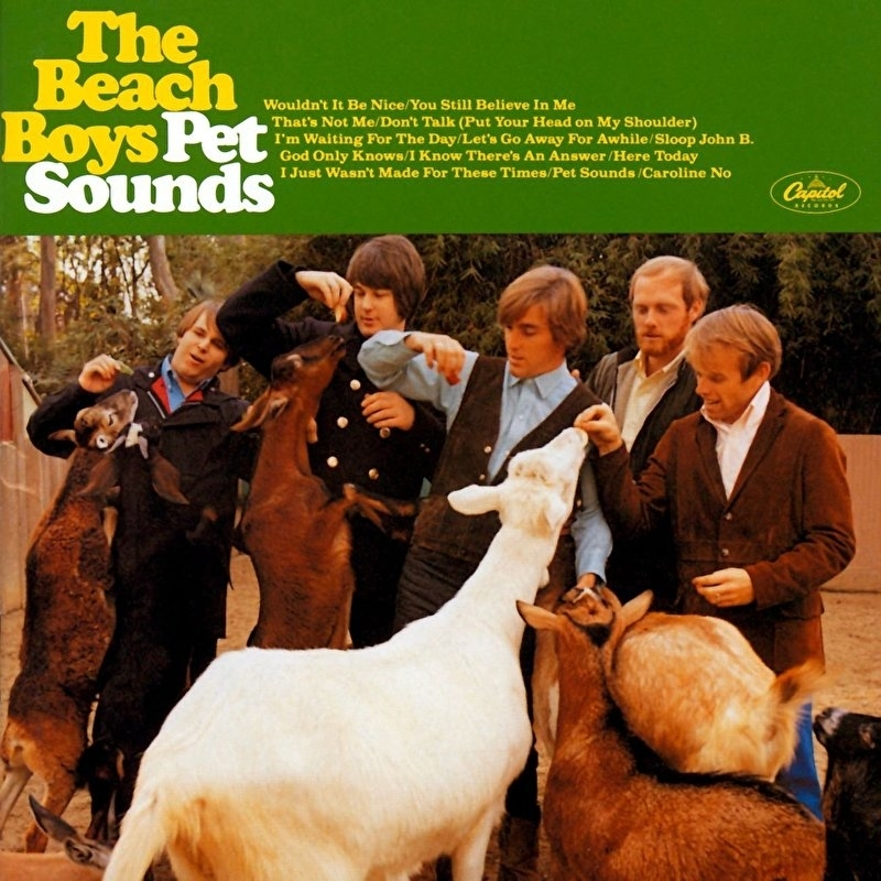 Beach Boys, the - Pet Sounds -Stereo- 50th Anniversary Edition