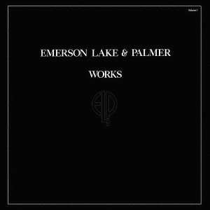 Emerson Lake & Palmer - Works (2-LP)