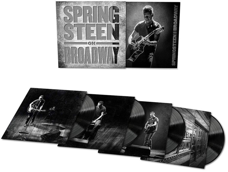 Springsteen, Bruce - Springsteen On Broadway (4-LP)