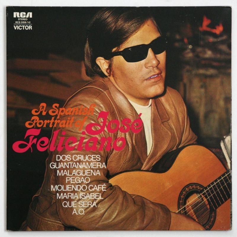 Feliciano, José  – A Spanish Portrait Of (2-LP)