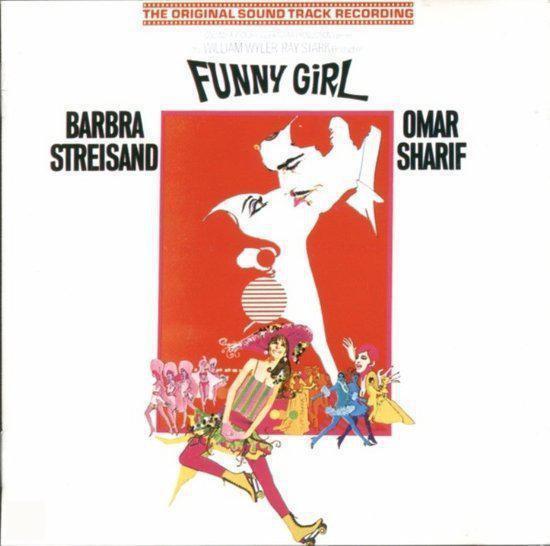 Streisand, Barbara & Omar Sharif - O.S.T. Funny Girl