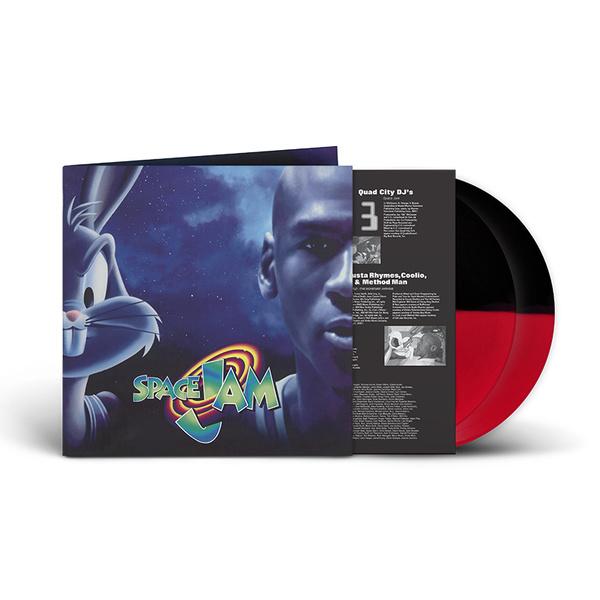 V/A - O.S.T. Space Jam (Limited On Coloured Vinyl) 2-LP