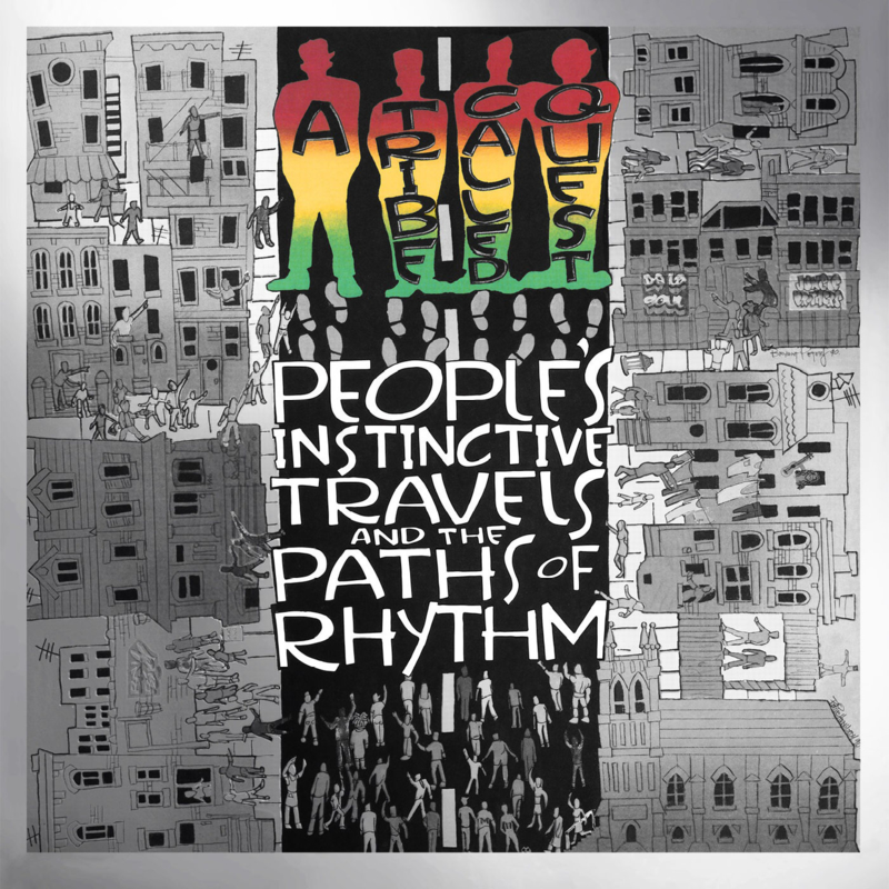 A Tribe Called Quest - People's Instinctive..  .. Travels And The Paths Of Rhythm (25th Anniversary Ed.) 2-LP