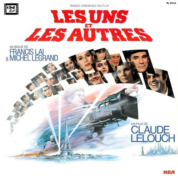 Lai, Francis & Michel Legrand – O.S.T.  Les Uns Et Les Autres (2-LP)