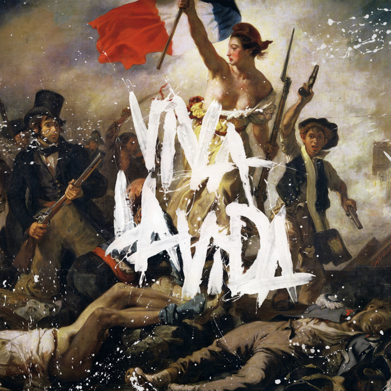 Coldplay - Viva La Vida or Death and All His Friends  ..
