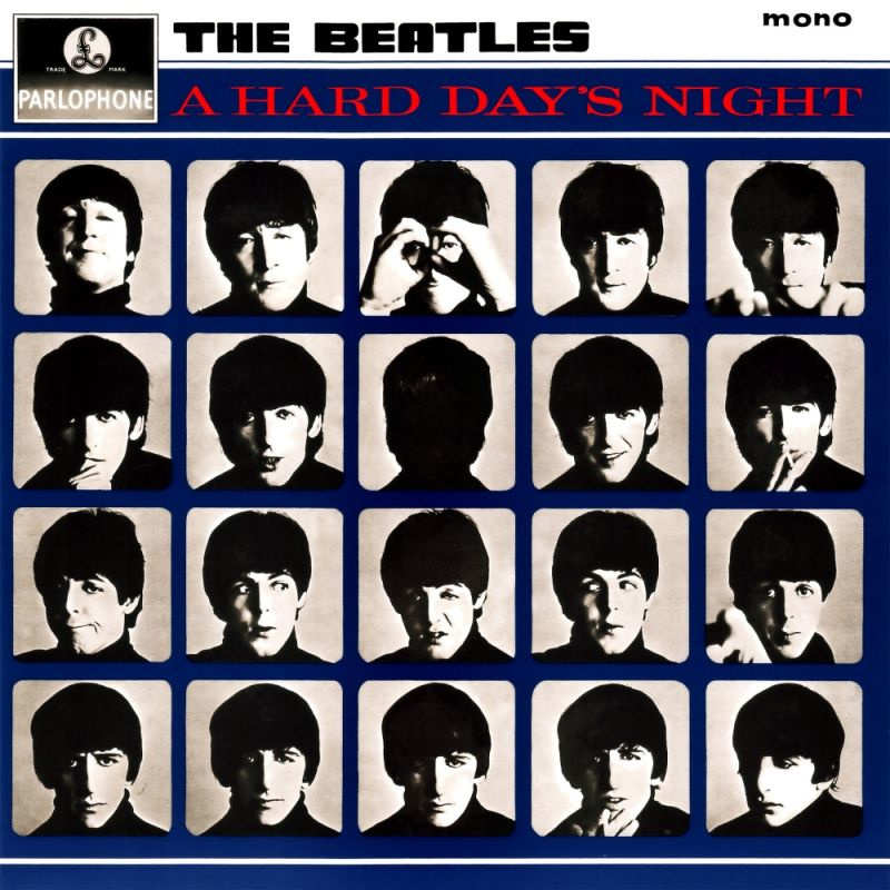 Beatles, the  – A Hard Day's Night