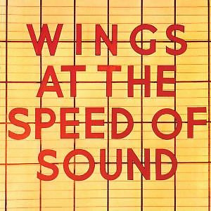 Wings - At The Speed Of Sound (180 gr. vinyl)