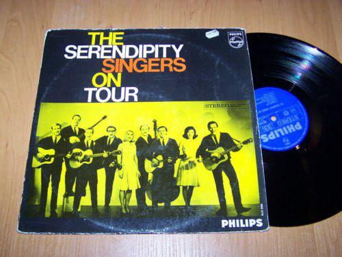 Serendipity Singers, the – The Serendipity Singers On Tour