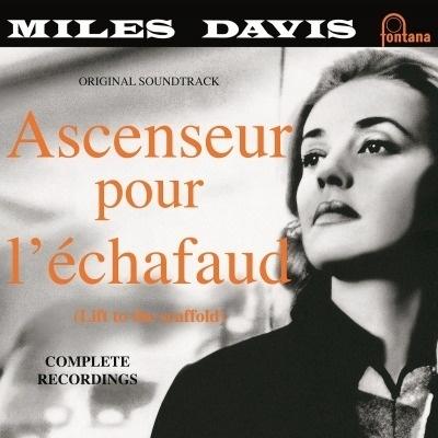 Davis, Miles - Ascenseur Pour L' Echafaud (180 grams vinyl) 2-LP