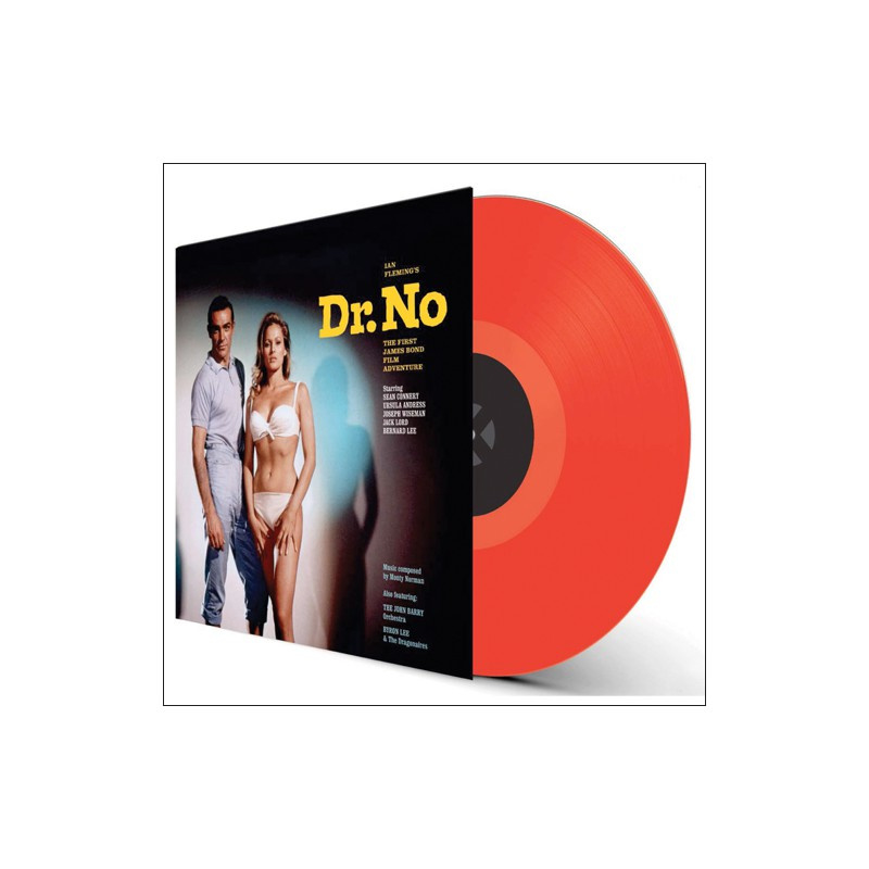 V/A - O.S.T. Dr. No (180 gr. Limited Red Colored Vinyl)