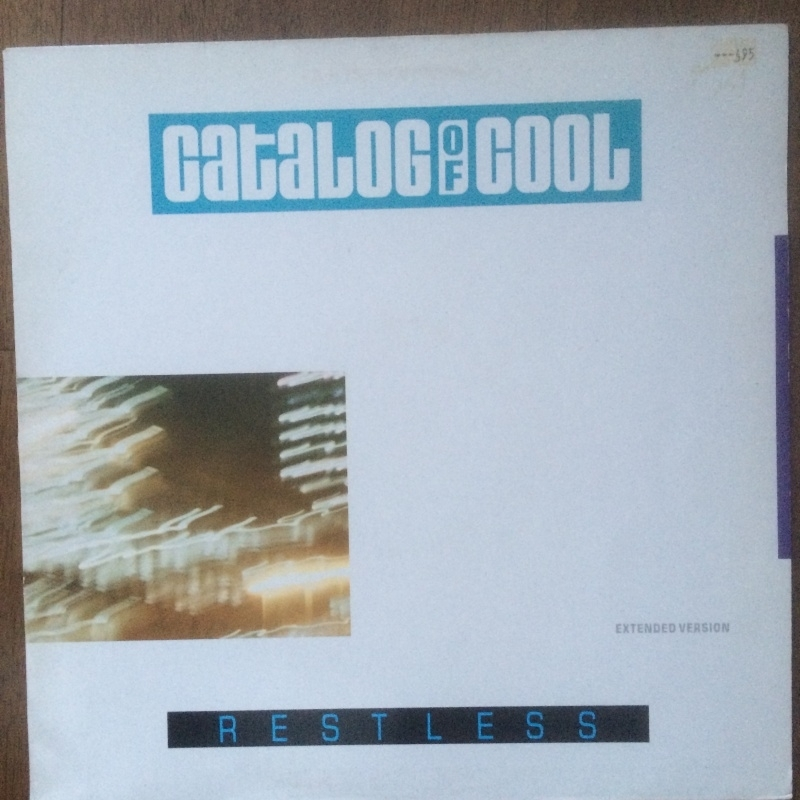 Catalog Of Cool - Restless