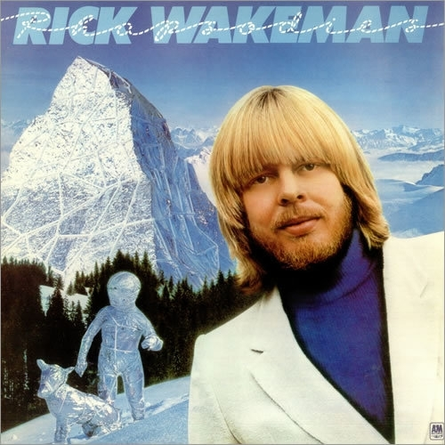 Wakeman, Rick  – Rhapsodies  (2-LP)