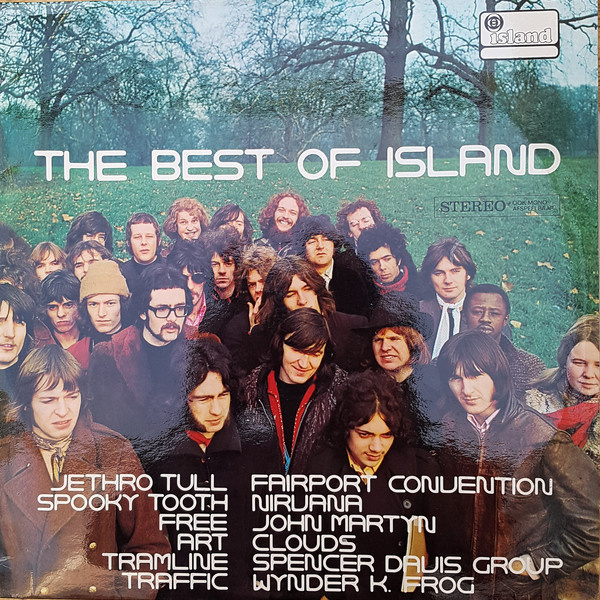 V/A – The Best Of Island