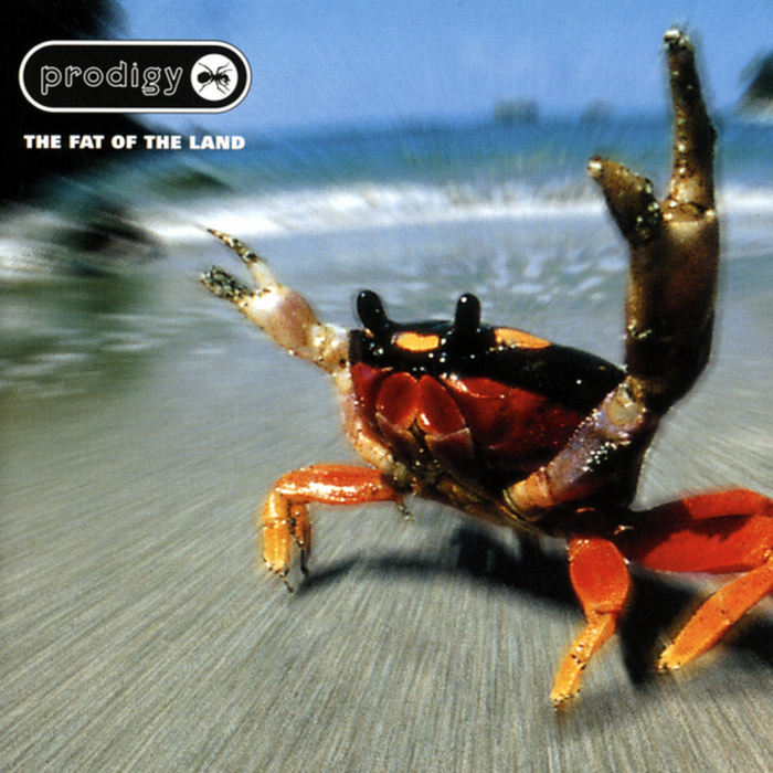 Prodigy, the - The Fat Of The Land (2-LP)